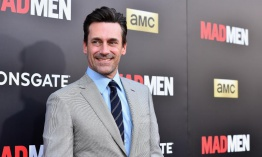 Lágrimas, aplausos y sorpresa en el final de 'Mad men'