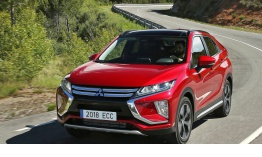 Mitsubishi Eclipse Cross, un familiar campero diferente