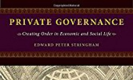 "Reseña de ""Private Governance: Creating Order in Economic and Social Life"""