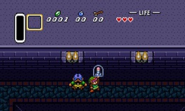 [ROM hack] Super Metroid and A Link to the Past Item Randomizer (SNES)